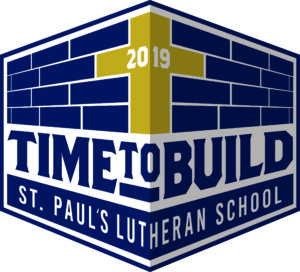Time to Build Logo